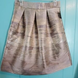 NWT Sears Simply Dressed Jacquard Skirt